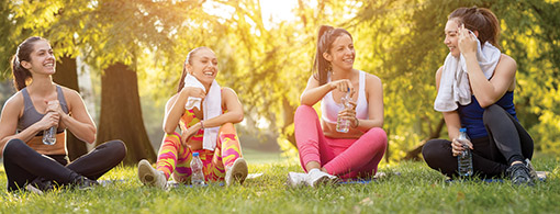 Exercise for fertility health