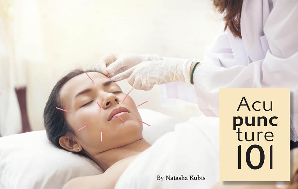 acupuncture 101 Natasha Kubis