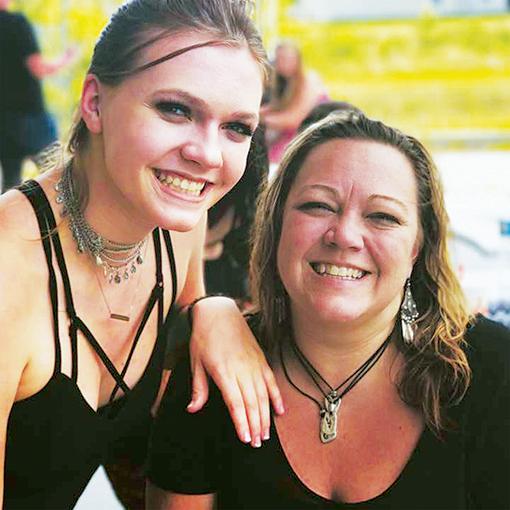 Melissa & Kayla McKinney