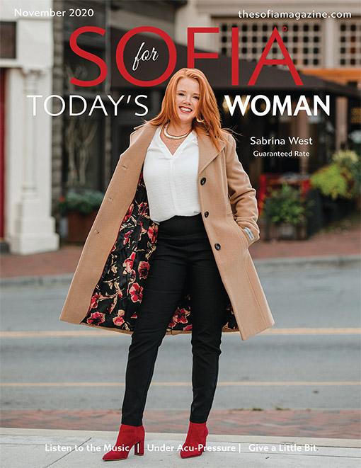 Sofia November Cover