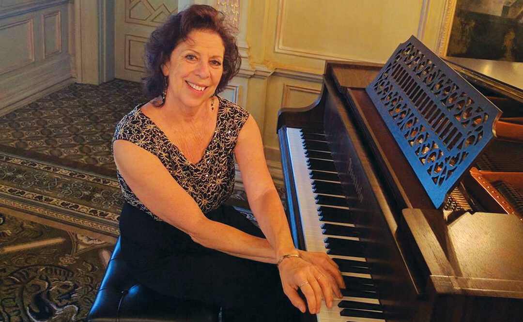 Women Making Music–Spotlight on Harpist, Jazz Pianist, Singer Melody Cooper