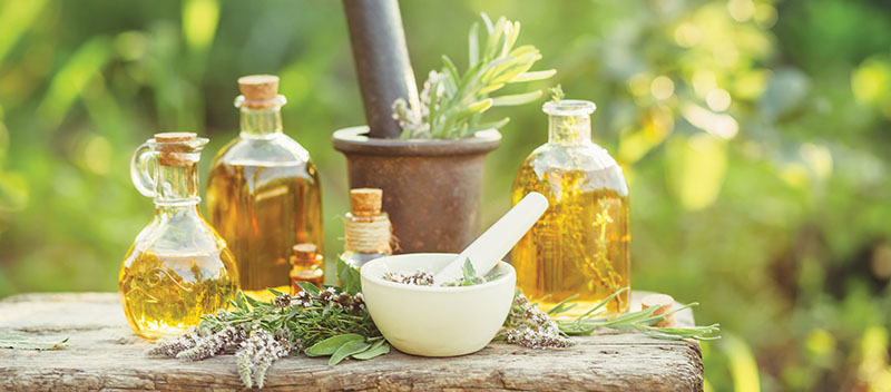 Natural Care for Skin and Hair
