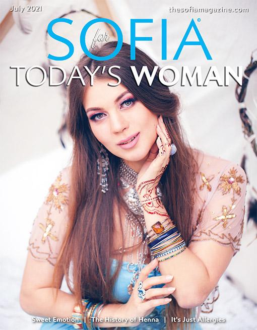Sofia July 2021 Cover
