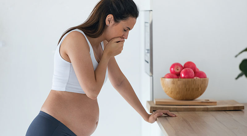 Home Remedies for Pregnancy-Related Nausea