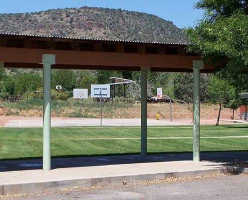 Big Park Elementary School Grounds