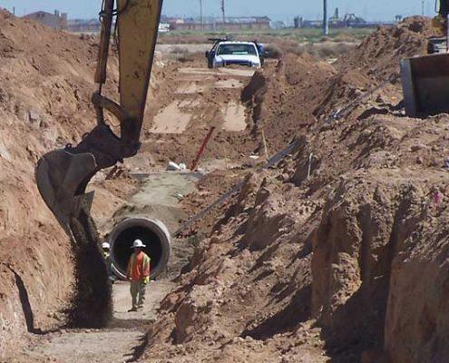 Elwood Road Sewer