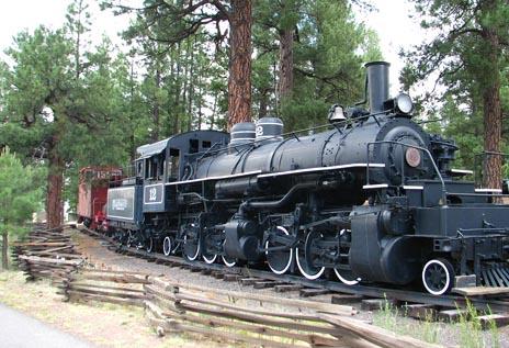 Pioneer Museum Train