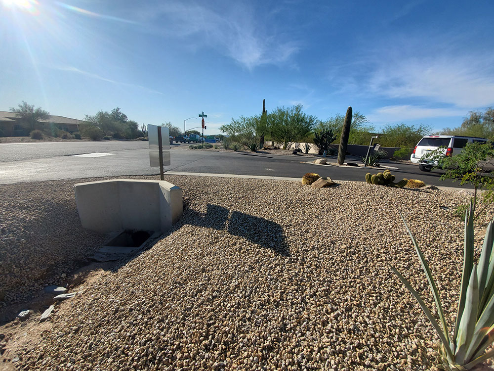 Carefree Scottsdale Interconnect 16-inch Waterline | Civil Engineering Phoenix Arizona
