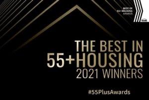National Association of Home Builders Best of 55+ Housing Award
