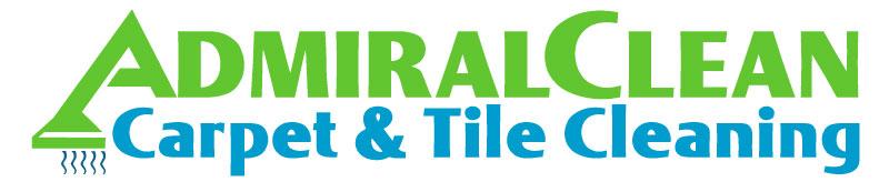 Admiral Clean Custom Logo Design and Branding Carpet Cleaning Prattville & Millbrook, AL
