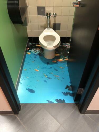 Toilet Graphics