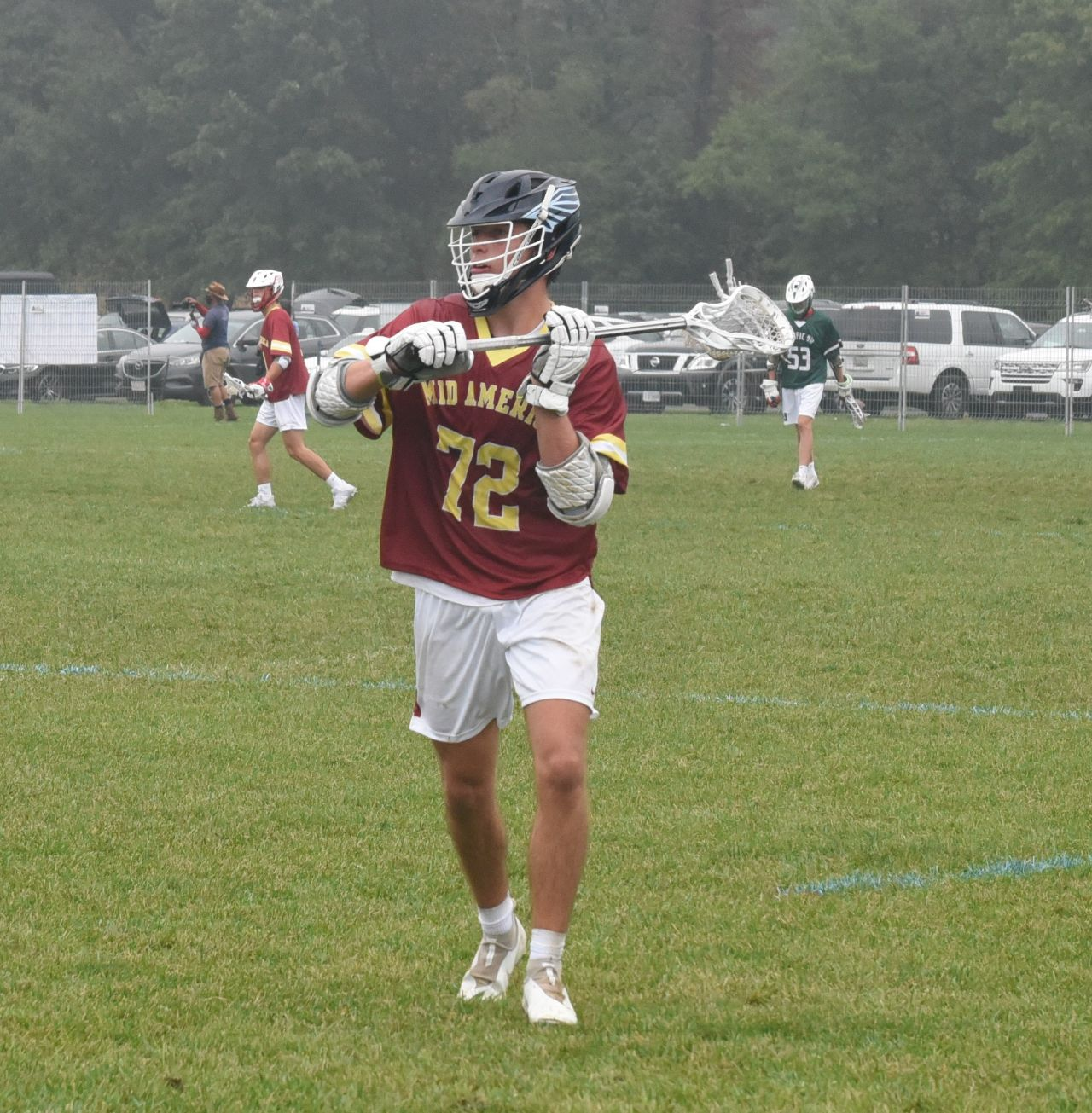 Jacob Pacheco, 2023. National All Star Games Lacrosse