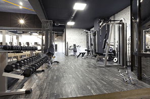 Gym Fitness Studio Cleaning Services