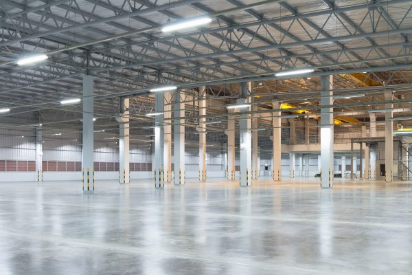 Industrial Post Construction Cleaning