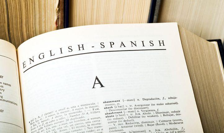 Spanish language, Spanish speaking representation