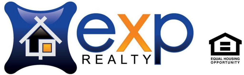 eXp and HUD logos