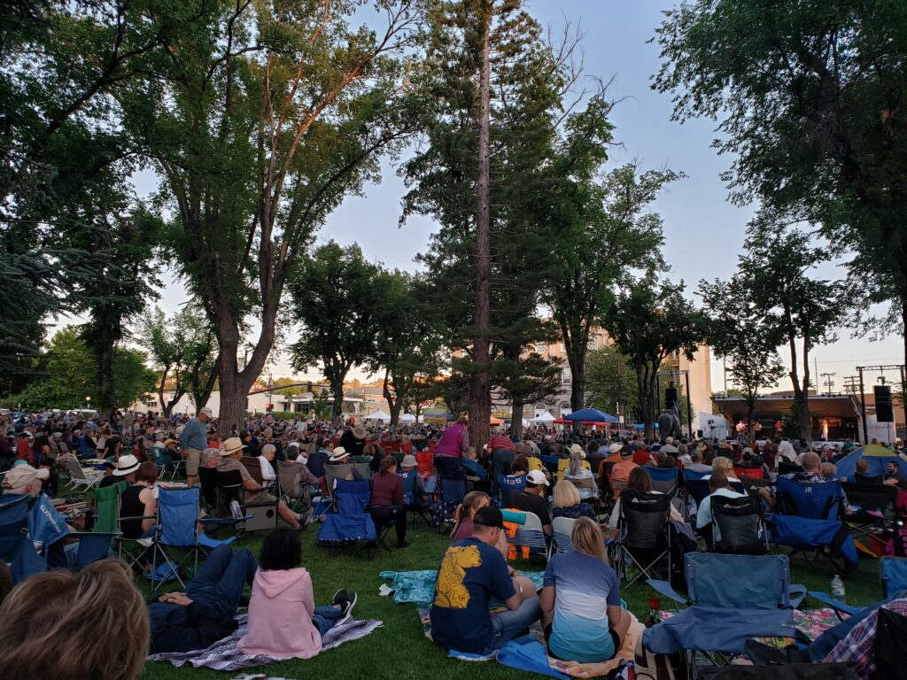 Prescott Annual Bluegrass Festival
