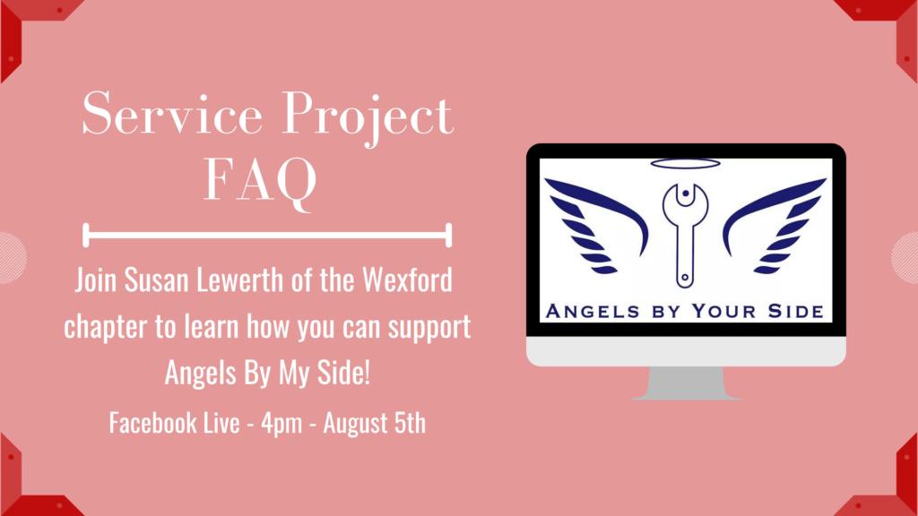 Service Project FAQ