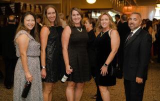 Lydia, Darcy, Jessica, Bonnie & Mike Supporting VMC Foundation – VMC Gala