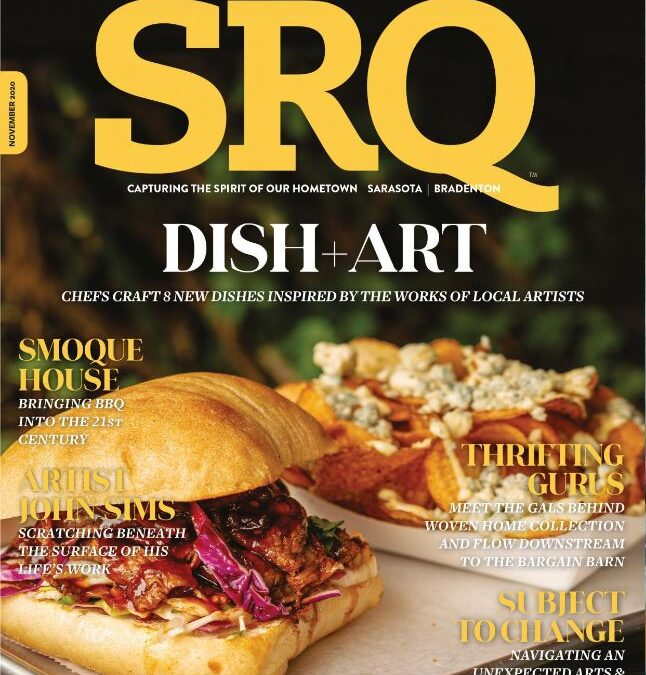 Orange Moon Interiors Featured in SRQ Magazine