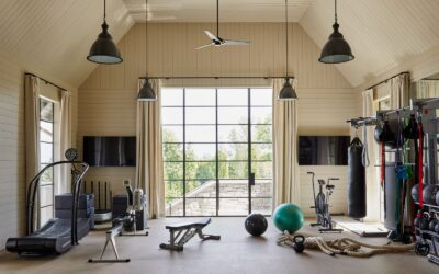 Create An At Home Gym With Style