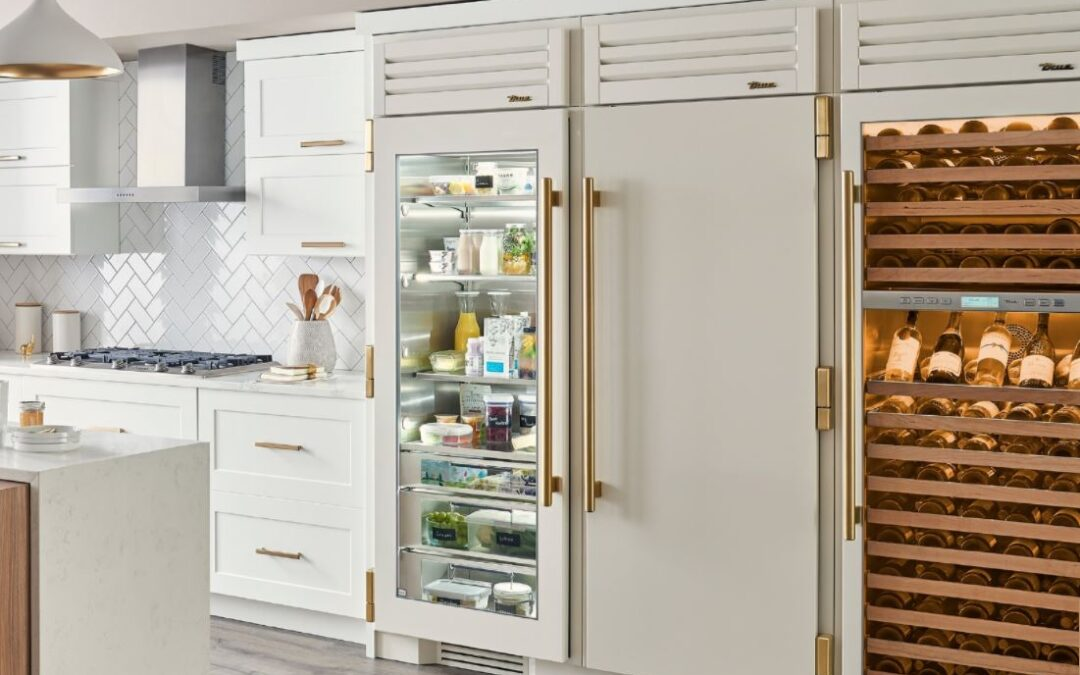 The Latest Trends in Appliances and Finishes