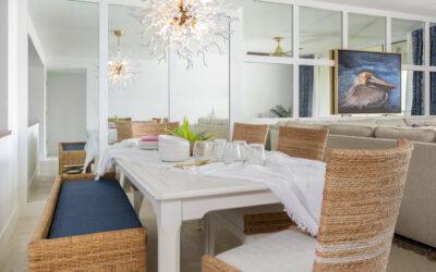 Elegant & Coastal Design Meet On Longboat Key