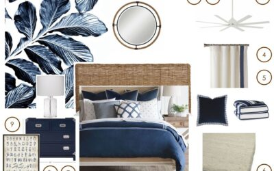 Classic Styling + Siesta Key Bungalow Design