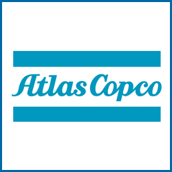 Atlas Copco Swedish Multinational Manufacturing Company for Industrial Tools and Equipment