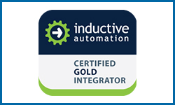 inductive automation ignition certified gold integrator and partner