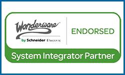 wonderware endorsed system integrator partner by schneider electric