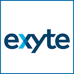 Exyte by M+W Group for Design, Engineering, Procurement, and Construction