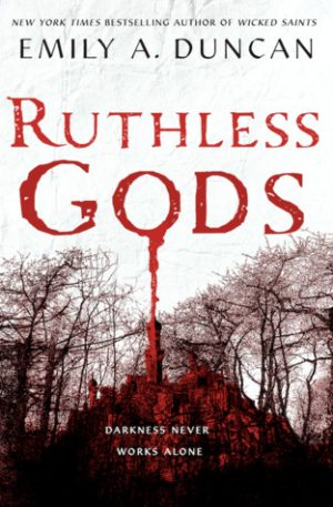[Diana's Review]: Ruthless Gods by Emily Duncan