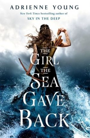 [Lisa's Review]: The Girl the Sea Gave Back by Adrienne Young