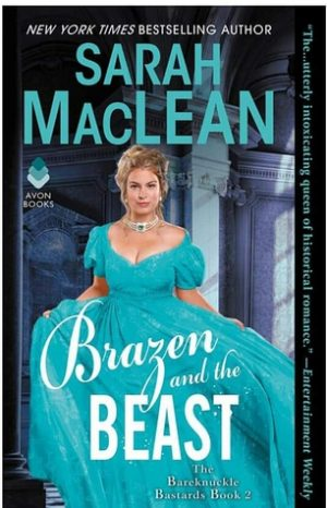 [Alexandra's Review] Brazen and the Beast by Sarah MacLean