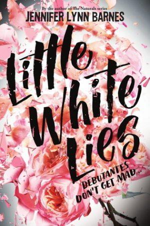 [Portia's Review]:Little White Lies (Debutantes #1) by Jennifer Lynn Barnes