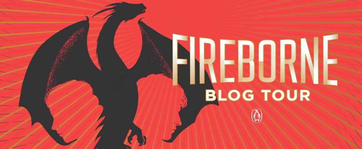 [Bre's Review]: Fireborne by Rosaria Munda