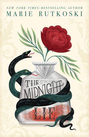 [Skye's Review]: The Midnight Lie by Marie Rutkoski