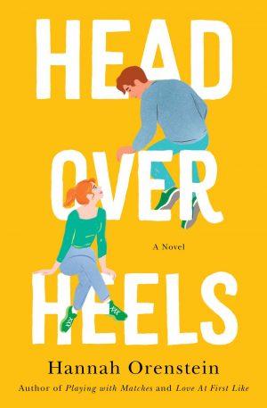 [Lisa's Review]: Head Over Heels by Hannah Orenstein