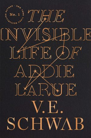 [Skye's Review]: The Invisible Life of Addie LaRue by V.E. Schwab