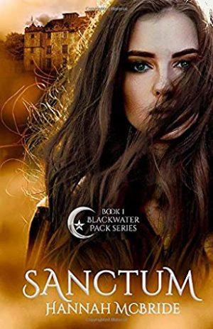 [Portia's Review] Sanctum (Blackwater Pack #1) by Hannah McBride