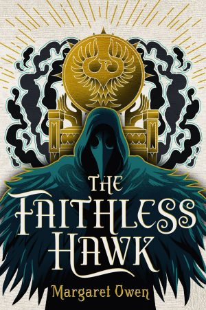 [Rachel's Review: The Faithless Hawk by Margaret Owen]