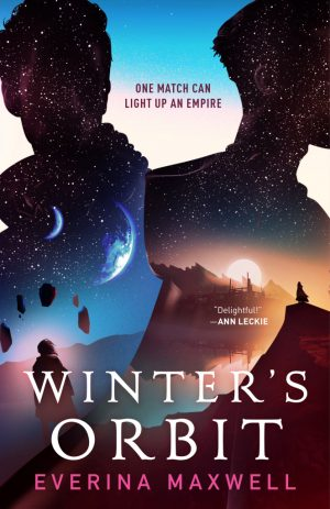 [Skye's Review]: Winter's Orbit by Everina Maxwell