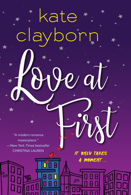 Emily's Review: Love at First by Kate Clayborn