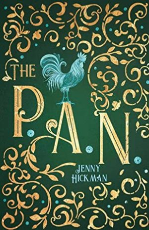 Krysten's Review | The PAN by Jenny Hickman