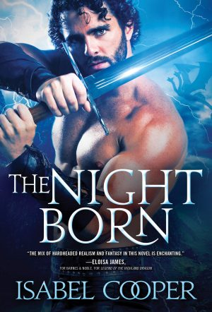[Faiza's Review] : The Nightborn (Stormbringer #2) by Isabel Cooper
