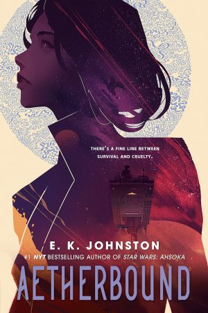 [Kodie's Review] Aetherbound by E. K. Johnston