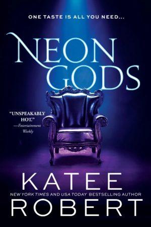 [Skye's Review]: Neon Gods (Dark Olympus #1)  by Katee Robert