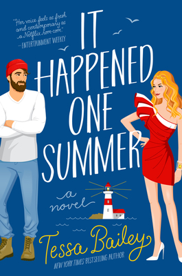 [Skye's Review]: It Happened One Summer (It Happened One Summer #1) by Tessa Bailey
