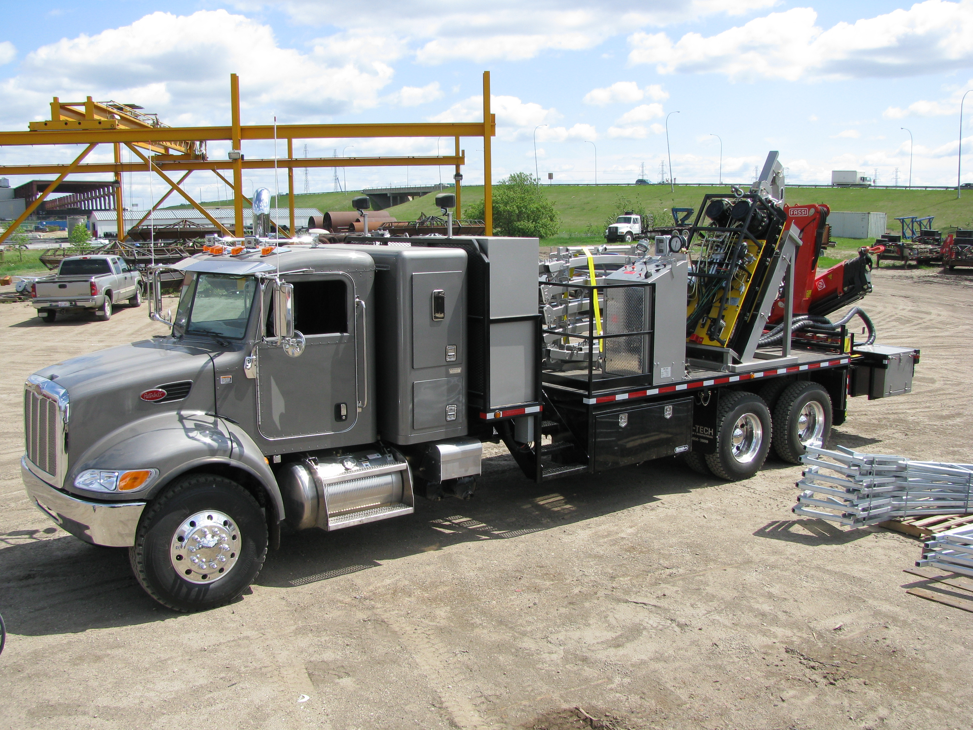 TMX Unit (Truck Mounted X-celerator)
